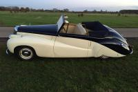 Daimler DB18 Sports Special Dropheadcoupe by Barker